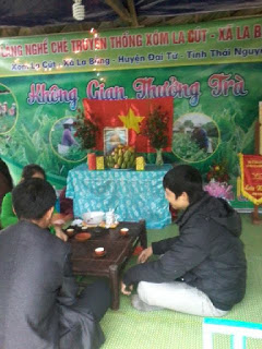 Không gian văn hóa trà La Bằng